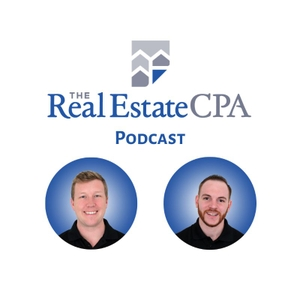 The Real Estate CPA Podcast by The Real Estate CPA