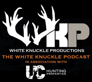 The White Knuckle Podcast- Powered By Ozonics Hunting by Jason Syens Todd Pringnitz
