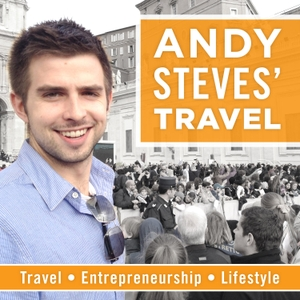 Andy Steves Travel Podcast by Andy Steves