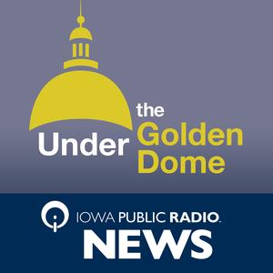 Under the Golden Dome by Iowa Public Radio