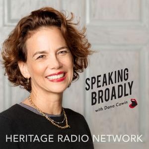Speaking Broadly by Heritage Radio Network