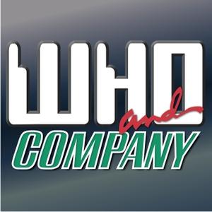 Doctor Who: Who & Company by Brent Johnson & Drew Meyer