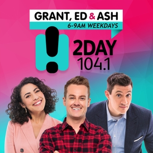 2DayFM Breakfast with Grant, Ed & Ash! by Hit Network