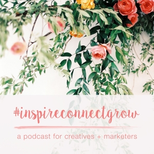 #InspireConnectGrow Podcast by Social Studio Shop