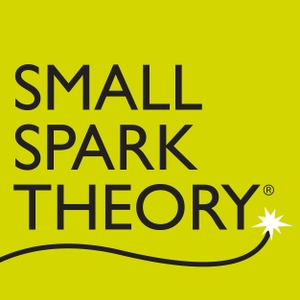 Small Spark Theory: a marginal gains approach to new business and marketing by Lucy Mann