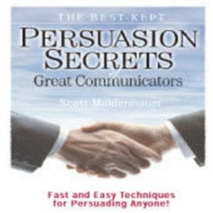 Persuasion Secrets by Scott Moldenhauer