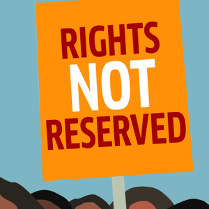 Rights Not Reserved by The National Center for Civil and Human Rights