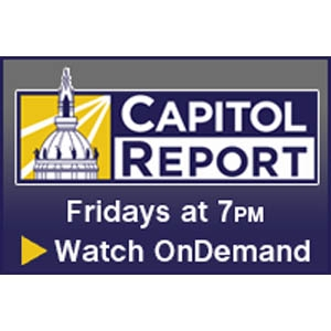CT-N, Capitol Report (Video) by Connecticut Network