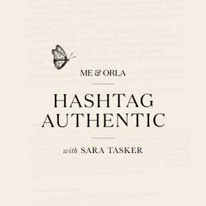 Hashtag Authentic - for small businesses, bloggers and online creatives by Sara Tasker
