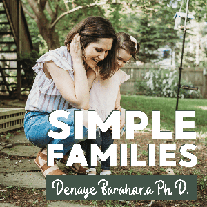 Simple Families by Denaye Barahona