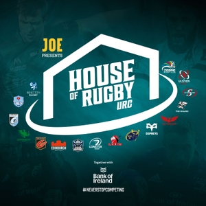 Baz and Andrew's House of Rugby by Joe