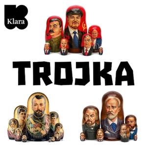 Trojka! Naar Rusland met Johan de Boose by Klara