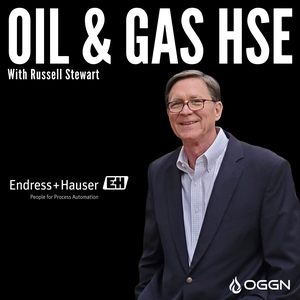 Oil and Gas HSE Podcast by Russel Stewart