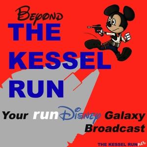 Beyond the Kessel Run Your runDisney Galaxy Broadcast by Sylvia Seal
