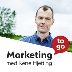 Marketing To Go med René Hjetting by Rene Hjetting