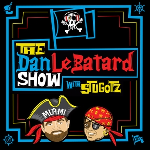 The Dan Le Batard Show with Stugotz by ESPN, Dan Le Batard, Stugotz