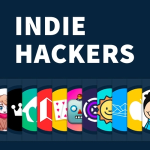 The Indie Hackers Podcast by Courtland Allen