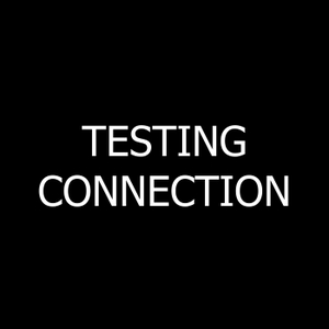 Testing Connection by Chris Rosewood