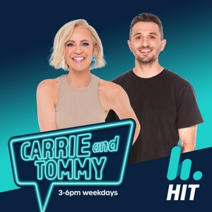 Carrie & Tommy Podcast - Hit Network - Carrie Bickmore and Tommy Little by Hit Network