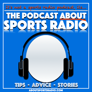The Podcast About Sports Radio : Chats With Industry Leaders by Zach McCrite interviews ESPN, CBS, FOX Sports Radio guests and many more of the sports radio industry's finest