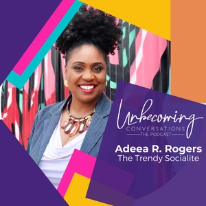 TrendSetters Lifestyle Podcast by Adeea Rogers, The Trendy Socialite