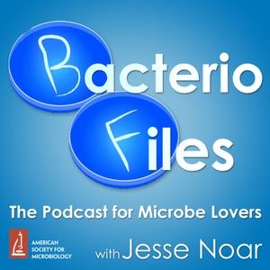BacterioFiles by Jesse Noar