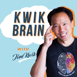 Kwik Brain with Jim Kwik by Jim Kwik, Your Brain Coach, Founder www.KwikLearning.com