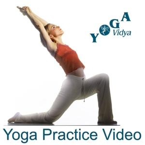 Yoga Practice Video - Yoga Vidya by Sukadev Bretz www.yoga-vidya.de