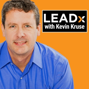 The LEADx Leadership Show with Kevin Kruse by Kevin Kruse