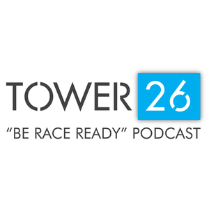 Triathlon Swimming with TOWER 26- Be Race Ready Podcast by Gerry Rodrigues, Jim Lubinski