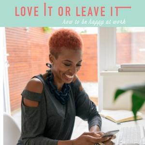 Love It or Leave It by Samantha Clarke