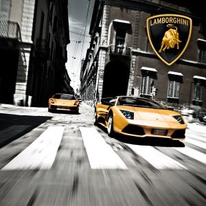 The World of Lamborghini by Lamborghini