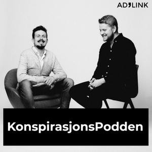 Konspirasjonspodden by GuttaSjøl og ADLINK