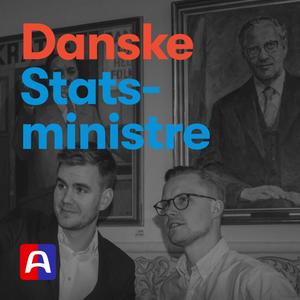 Danske Statsministre by Andreas Bach & Nicolai Kjær