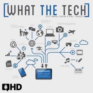 What The Tech Podcast HD by guysfromqueens