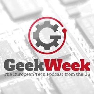 GeekWeek | TechPodcast by GeekWeek - Der TechPodcast