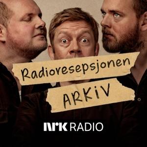 Radioresepsjonens arkivpodkast by NRK
