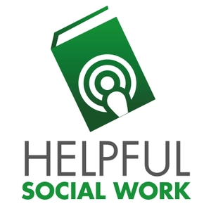 Helpful Social Work Podcast by Jo Fox and Gerry Nosowska