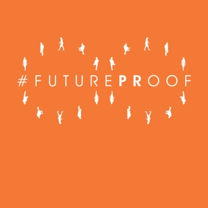 #FuturePRoof podcast by Stephen Waddington and Sarah Hall