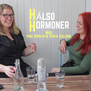 Hälsohormoner by Tine Worén och Sofia Eklund
