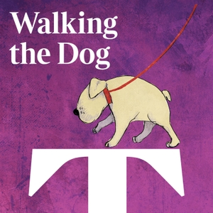 Walking The Dog with Emily Dean by The Times