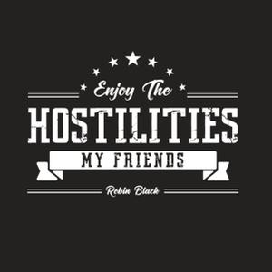 Enjoy the Hostilities by Robin Black
