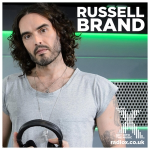 Russell Brand on Radio X Podcast by Radio X