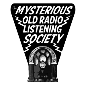 The Mysterious Old Radio Listening Society by Ghoulish Delights