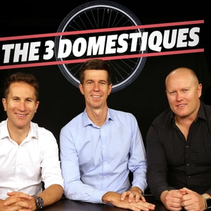 The 3 Domestiques by Herald Sun