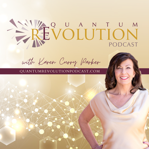 Quantum Conversations: With Karen Curry Parker by Karen Curry Parker