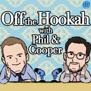 Off the Hookah with Phil and Cooper by Al-Monitor