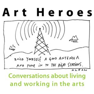 Art Heroes Radio by John T. Unger
