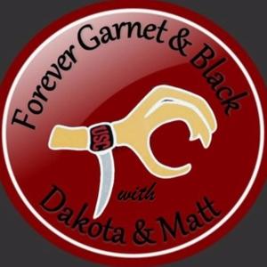 Forever Garnet and Black with Dakota and Matt by Dakota Watson and Matt Cather