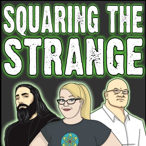 Squaring the Strange by Pascual Romero and Ben Radford